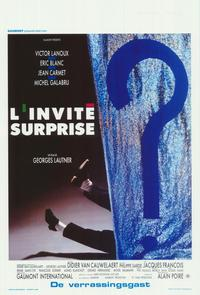 Invit� surprise, L' - 11 x 17 Movie Poster - Belgian Style A
