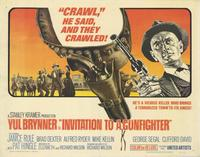 Invitation to a Gunfighter - 11 x 14 Movie Poster - Style A