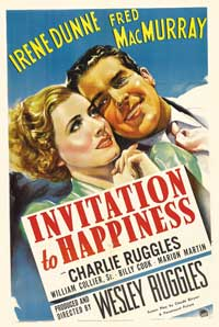 Invitation to Happiness - 11 x 17 Movie Poster - Style A