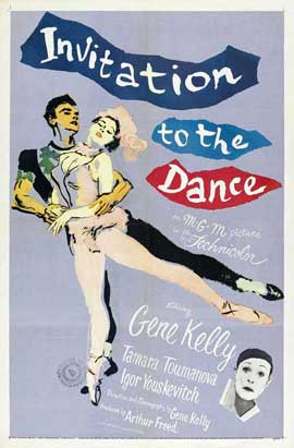 Invitation to the Dance - 27 x 40 Movie Poster - Style A