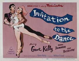 Invitation to the Dance - 11 x 17 Movie Poster - Style B