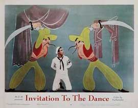 Invitation to the Dance - 11 x 14 Movie Poster - Style B