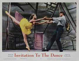 Invitation to the Dance - 11 x 14 Movie Poster - Style C
