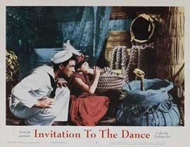 Invitation to the Dance - 11 x 14 Movie Poster - Style E