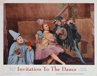 Invitation to the Dance - 11 x 14 Movie Poster - Style F