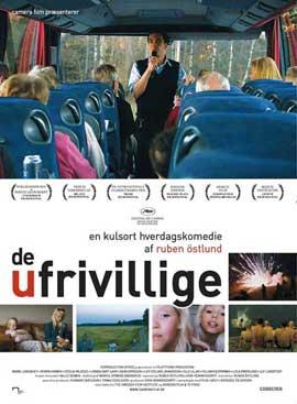 Involuntary - 27 x 40 Movie Poster - Danish Style B