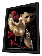 Ip Man - 27 x 40 Movie Poster - Vietnamese Style A - in Deluxe Wood Frame