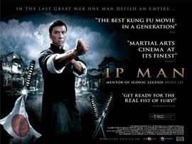 Ip Man - 11 x 17 Movie Poster - UK Style A