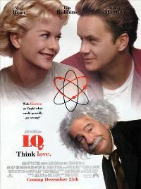 I.Q. - 11 x 17 Movie Poster - Style C