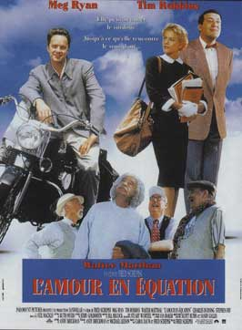I.Q. - 11 x 17 Movie Poster - French Style A