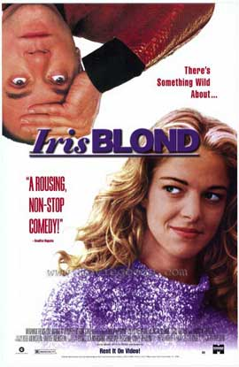 Iris Blond - 11 x 17 Movie Poster - Style A