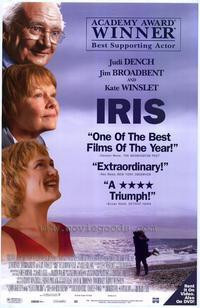 Iris - 27 x 40 Movie Poster - Style B