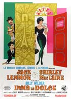 Irma La Douce - 11 x 17 Movie Poster - Italian Style A