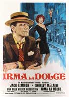 Irma La Douce - 27 x 40 Movie Poster - Italian Style B