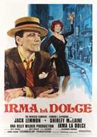 Irma La Douce - 27 x 40 Movie Poster - Italian Style B