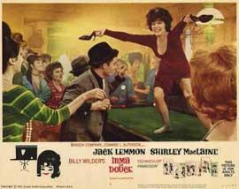 Irma La Douce - 11 x 14 Movie Poster - Style D