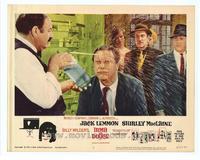 Irma La Douce - 11 x 14 Movie Poster - Style E