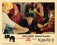 Irma La Douce - 11 x 14 Movie Poster - Style F