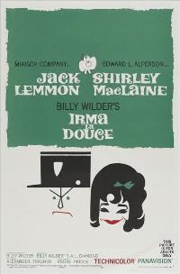 Irma La Douce - 11 x 17 Movie Poster - Style C