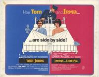 Irma La Douce/Tom Jones - 11 x 14 Movie Poster - Style A