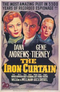 Iron Curtain - 11 x 17 Movie Poster - Style A