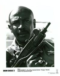 Iron Eagle 2 - 8 x 10 B&W Photo #1