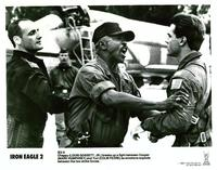Iron Eagle 2 - 8 x 10 B&W Photo #3