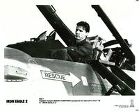 Iron Eagle 2 - 8 x 10 B&W Photo #7