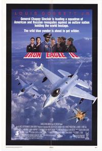 Iron Eagle 2 - 27 x 40 Movie Poster - Style A