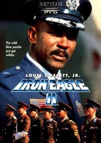 Iron Eagle 2 - 11 x 17 Movie Poster - Style B