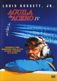 Iron Eagle IV - 11 x 17 Movie Poster - Spanish Style A
