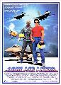 Iron Eagle - 11 x 17 Movie Poster - Spanish Style A
