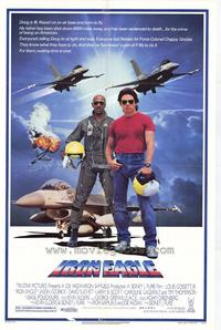 Iron Eagle - 27 x 40 Movie Poster - Style A