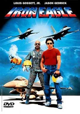 Iron Eagle - 27 x 40 Movie Poster - Style B