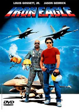 Iron Eagle - 11 x 17 Movie Poster - Style B