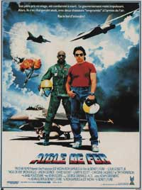 Iron Eagle - 11 x 17 Movie Poster - French Style A