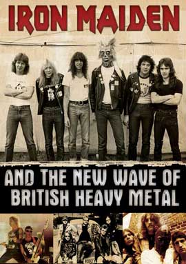 Iron Maiden and the New Wave of British Heavy Metal - 27 x 40 Movie Poster - Style A