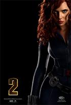 Iron Man 2 - 27 x 40 Movie Poster - Style E