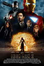 Iron Man 2 - 11 x 17 Movie Poster - Style K