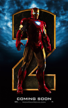 Iron Man 2 - 27 x 40 Movie Poster - Style G