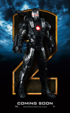 Iron Man 2 - 11 x 17 Movie Poster - Style N