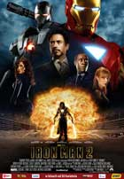 Iron Man 2 - 27 x 40 Movie Poster - Polish Style A