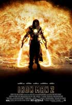 Iron Man 2 - 11 x 17 Movie Poster - Italian Style C