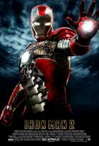 Iron Man 2 - 11 x 17 Movie Poster - Italian Style D
