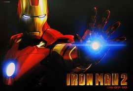 Iron Man 2 - 11 x 17 Movie Poster - Style A