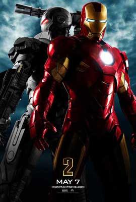 Iron Man 2 - 27 x 40 Movie Poster - Style B