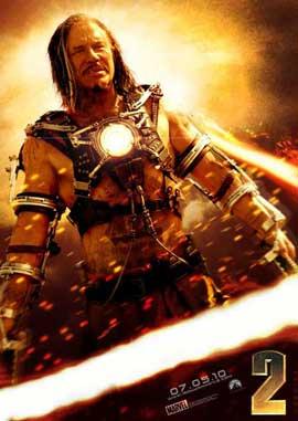 Iron Man 2 - 11 x 17 Movie Poster - Style F