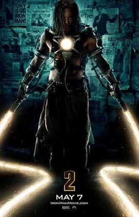 Iron Man 2 - 27 x 40 Movie Poster - Style C