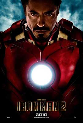 Iron Man 2 - 27 x 40 Movie Poster - Style D