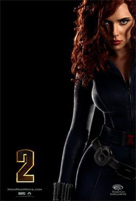 Iron Man 2 - 11 x 17 Movie Poster - Style J